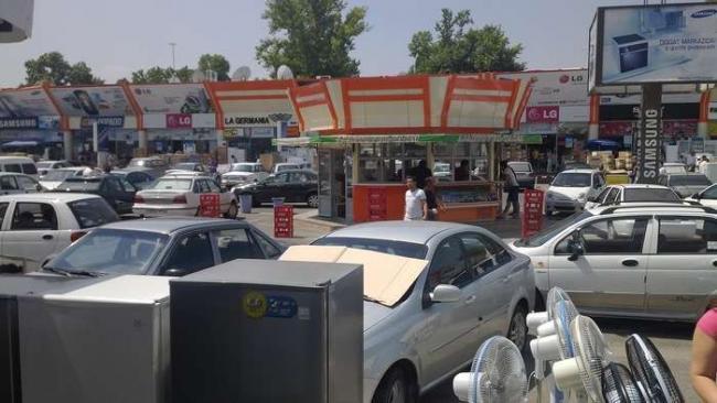 Ташкентский технорынок «Малика» почистили от контрабанды