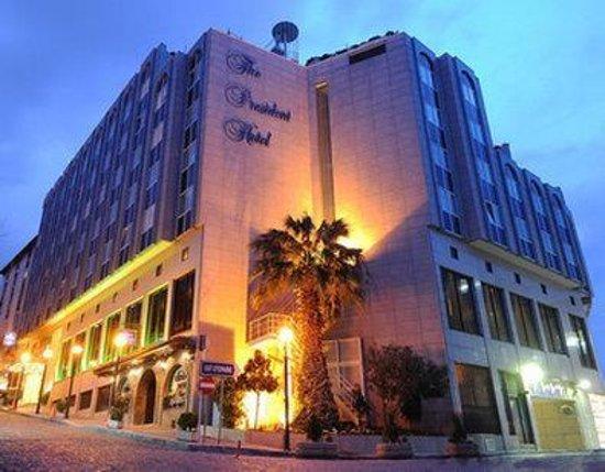 В Ташкенте арабы построят ирландский отель