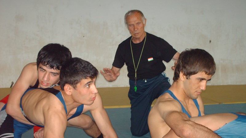 В Душанбе убили русского тренера