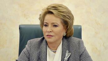Валентина Матвиенко собралась в Ташкент