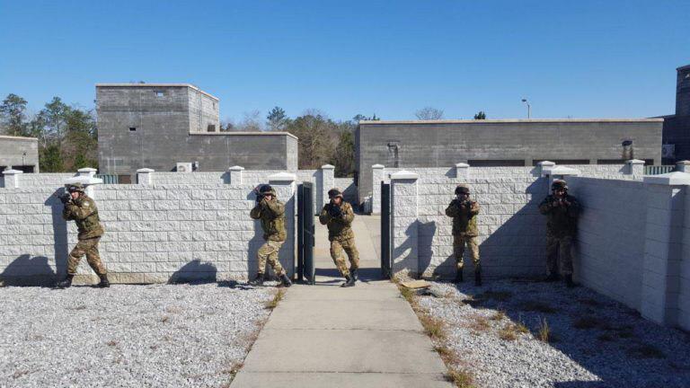 Узбекский спецназ перебросили в Миссисипи