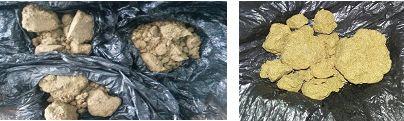 Контрабандист с 23 кг опия пойман в Сурхандарье