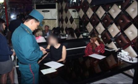 Родителей 10-классницы оштрафовали за ночной клуб