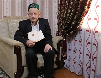 В Казани не забыли о 100-летнем ташкентском татарине