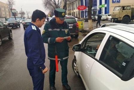 Нарушители ПДД оштрафованы на более 500 млн сумов
