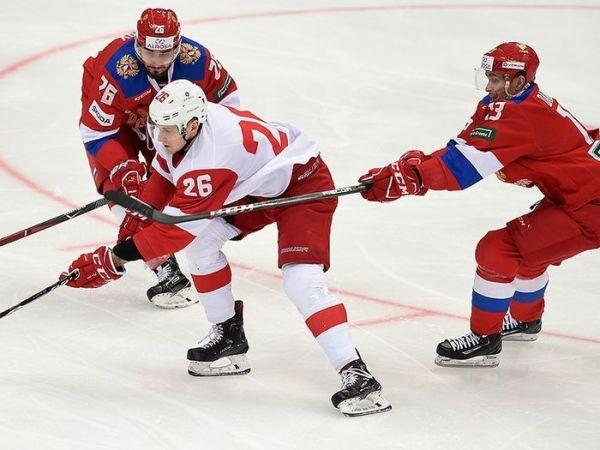 Хоккеисты российского «Спартака» сразились в Ташкенте