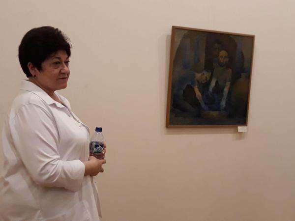 Шедевры Музея Савицкого – снова в Ташкенте