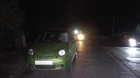 Сбежавшего водителя Matiz ищут после наезда на пешехода