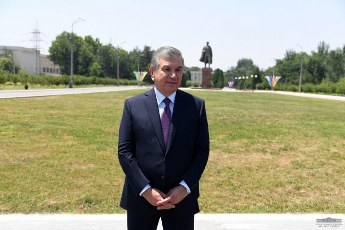 Ташкент получит свою Триумфальную арку