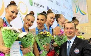 Золото ЧА-2017 казахских гимнасток перевручили узбекистанкам