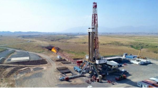 В Байсуне нашли крупные запасы газа