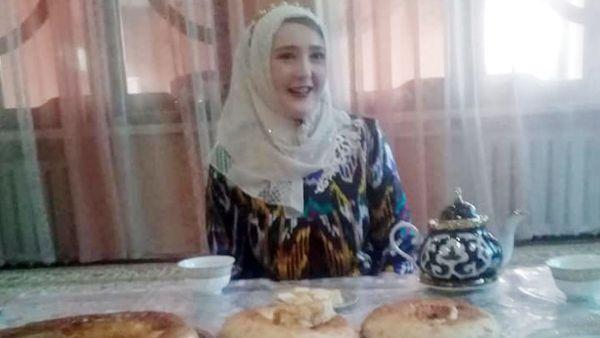 Гражданка Великобритании переехала к мужу-узбеку в кишлак