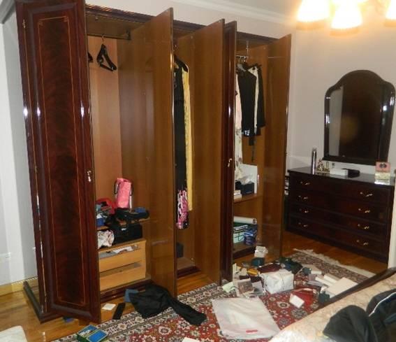 Дорогие гости украли 13 млн сумов из квартиры в Ташкенте