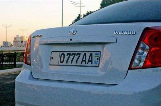 Узбекистанцы прикупили «красивых» автономеров на 245 млрд сумов