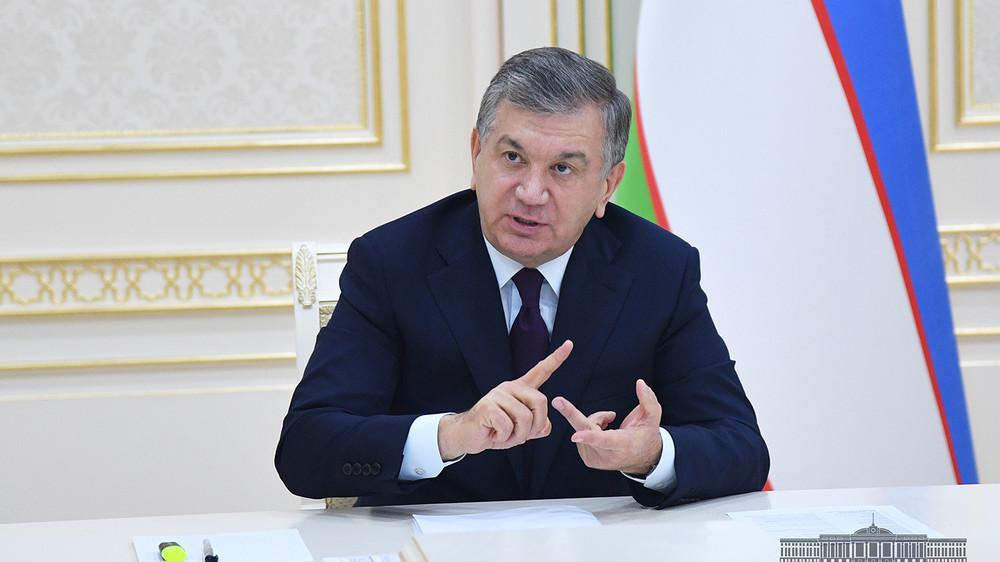Узбекистан сбрасывает каримовский балласт