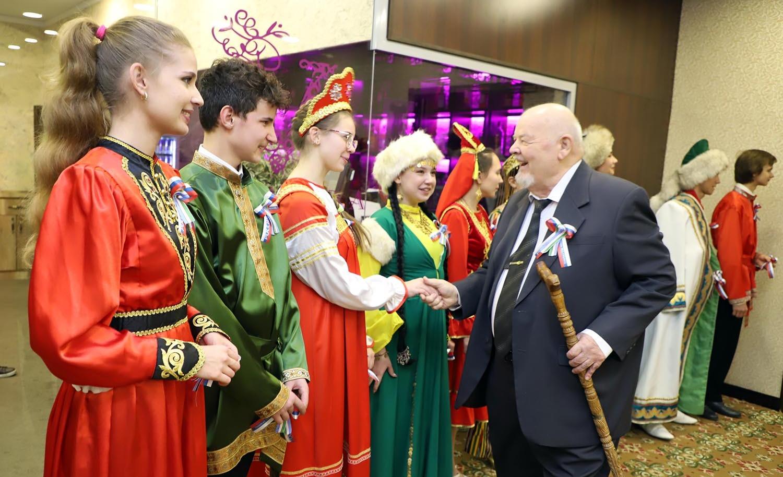 Ташкент отметил День народного единства
