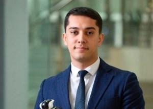 Молодой создатель узбека-робота назначен замминистра инноваций