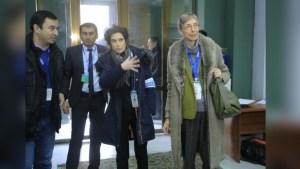 Команда ОБСЕ в полном составе нагрянула на выборы в Узбекистан