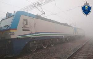 82-летний пенсионер попал под поезд в Намангане