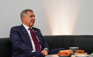 Минниханов сменил представителя Татарстана в Ташкенте