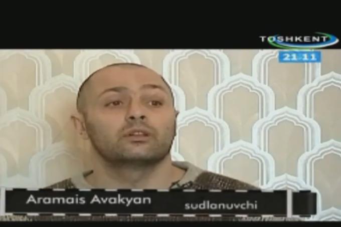 Мирзиеев помиловал армянина-исламиста