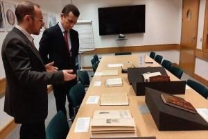 Британской библиотеке предложили сотрудничество c узбекскими госорганами
