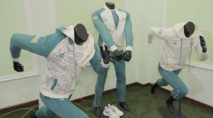 Узбекским олимпийцам презентовали экипировку
