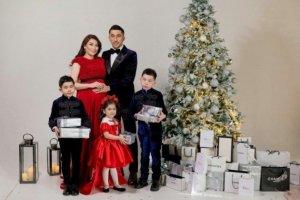 Одыл Ахмедов в четвертый раз стал отцом