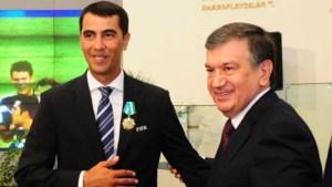 Рефери Равшан Ирматов получил пост первого замминистра спорта