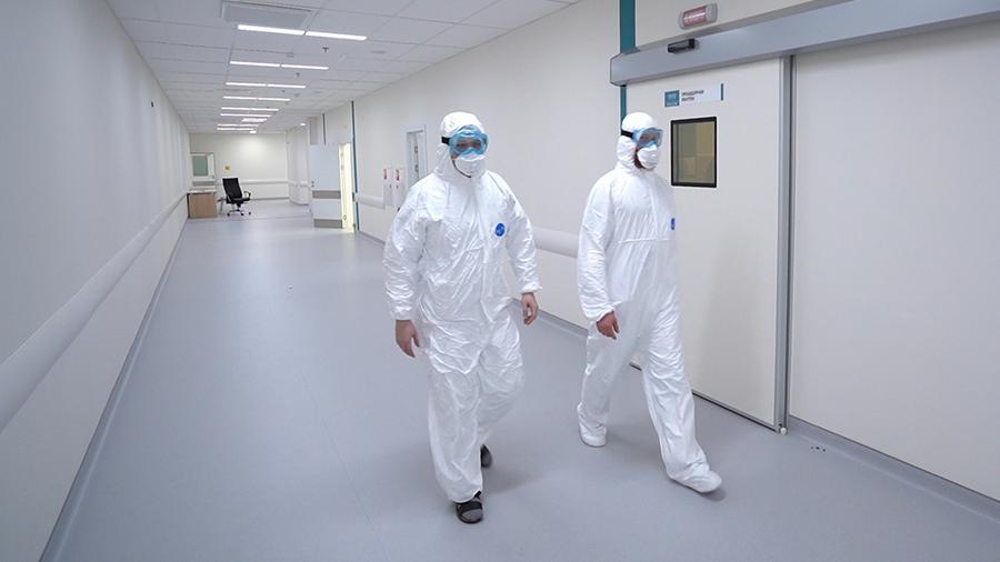 Российские медики спешат на помощь узбекским коллегам