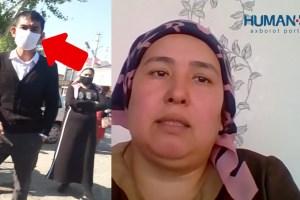 Секретарь – обидчик журналистки уволен в Ферганской области
