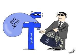 На  млрд за утечку информации оштрафована Facebook