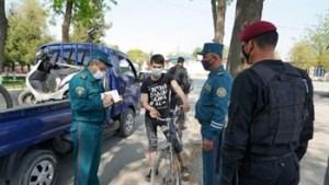COVID-19 в Узбекистане: 457 зараженных