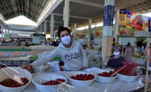 Госкомстат обнародовал цены на узбекских рынках