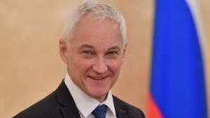 Белоусов сменил Мишустина на посту премьера в России