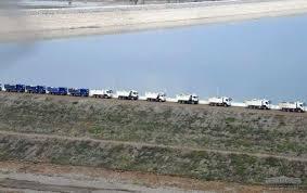 Сардобинское водохранилище обмелело на треть, или более 300 млн м3