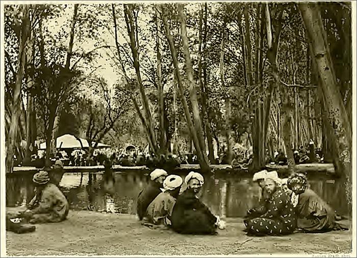 120 лет назад: Курбан-хаит в Самарканде