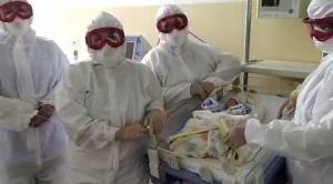 COVID-19 родам не помеха: зараженная ташкентка родила сына