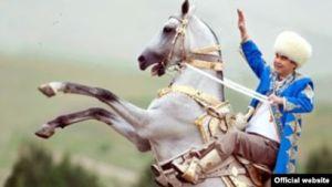 Президент Туркмении отмечает 63-летие
