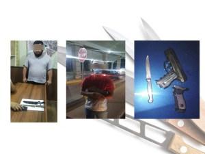 Более 200 ножей и кастетов обнаружено у 200 человек в Ташкенте
