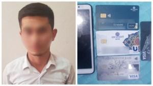 21-летний студент Гулистанского госуниверситета украл 30 млн с пластиковых карт