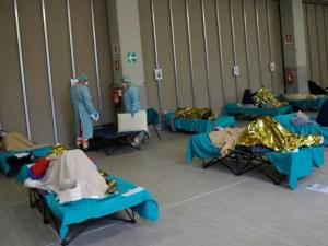 ВОЗ: пандемия коронавируса набирает обороты
