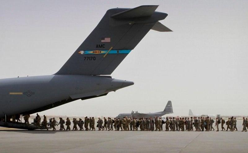 США вновь лезут с базами в Среднюю Азию