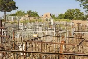 Сделку по продаже гашиша сорвали на кладбище в Термезе