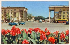 Знаменитые пирожки Ташкента