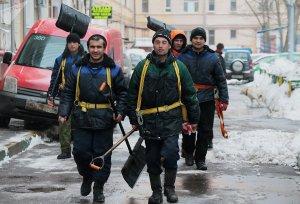 В питерском центре помогут узбекам-гастарбайтерам