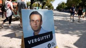 Москва назвала «постановкой» отравление Навального
