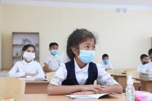14 сентября: в Узбекистане открылись только четверть школ