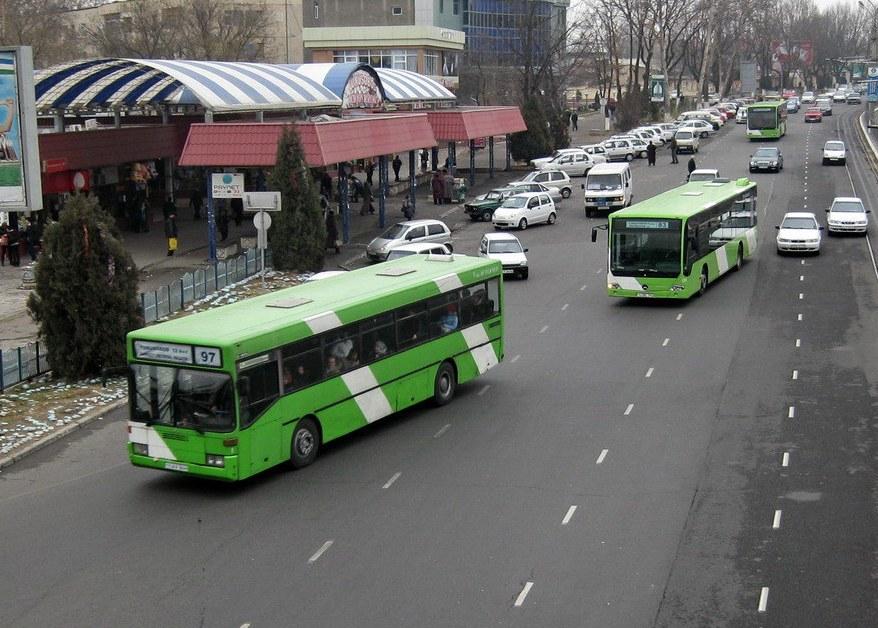 Скоростные маршруты «пронзят» весь Ташкент
