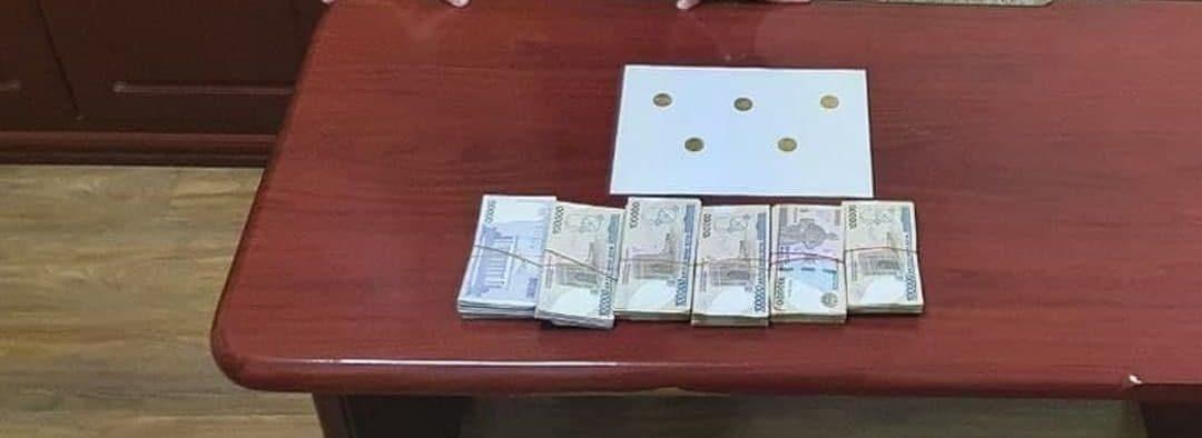 В Ташкенте продавали фальшивые царские рубли